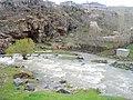 Մեսրոպ Մաշտոցի անվան դպրատուն, Քասախ գետ.jpg