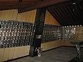 חדר ההנצחה בבית אוליפנט בדליית אל כרמל.JPG