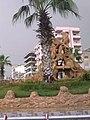 دوار الكسوة الكبير The big square in Al Kiswah city - panoramio.jpg