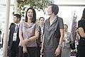 นางพิมพ์เพ็ญ เวชชาชีวะ ภริยา นายกรัฐมนตรี ณ Singapore Botanic Gardens - Jacob B - Flickr - Abhisit Vejjajiva (14).jpg