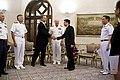 พลเรือเอก Robert F. Willard ผู้บัญชาการกองกำลังสหรัฐอเ - Flickr - Abhisit Vejjajiva (4).jpg