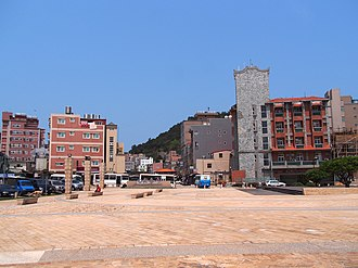 Nangan, Lienchiang - Image: 介寿沃口公园 Jieshou Harbor Park 2014.04 panoramio