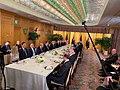 特朗普与莫里森在大阪举行晚宴.jpg