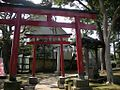 瘡守稲荷神社(瀬田) Seta Ksamori inari shrine - panoramio.jpg