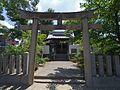 碓井八坂神社 羽曳野市碓井1丁目 2013.6.13 - panoramio.jpg