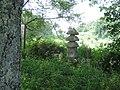 黒木の石造三層塔 - panoramio.jpg