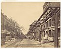 -Greenwich Street, New York City, with Office of Erie Railway- MET DP115224.jpg