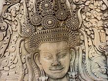 Khmer sculpture wikipedia