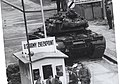 02 American Tanks at Checkpoint Charlie - Flickr - The Central Intelligence Agency.jpg