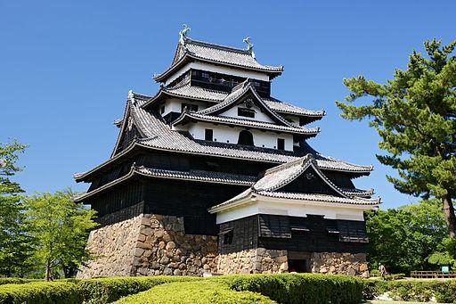 080720 Matsue Castle Matsue Shimane pref Japan01s