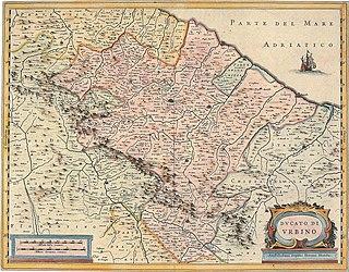 Duchy of Urbino former Italian state (1213–1625)