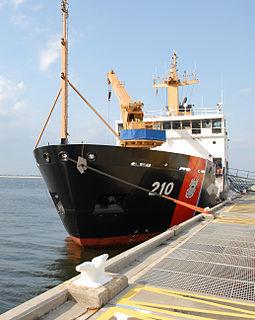 USCGC <i>Cypress</i> (WLB-210) United States Coast Guard cutter