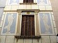 10 Habitatge al carrer Gran, 31 (Esparreguera), esgrafiats.JPG