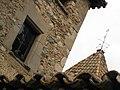 113 Sant Esteve de la Doma, comunidor i campanar.jpg