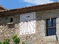 114 Can Franquesa (Premià de Dalt), riera de Sant Pere 147, rellotge de sol.jpg