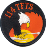 114th Tactical Fighter Training Squadron - Emblem.png