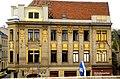 116L12300484 Vorortelinie, Station Gersthof, Blick auf Jugendstilhaus in der Gersthoferstrasse.jpg