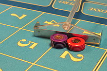Casino Marker Definition