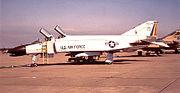 136th Fighter-Interceptor Squadron - McDonnell F-4C-19-MC Phantom 63-7541