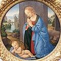 1483 di Credi Die Anbetung des Kindes Gemäldegalerie Kat.Nr. 89 anagoria.jpg