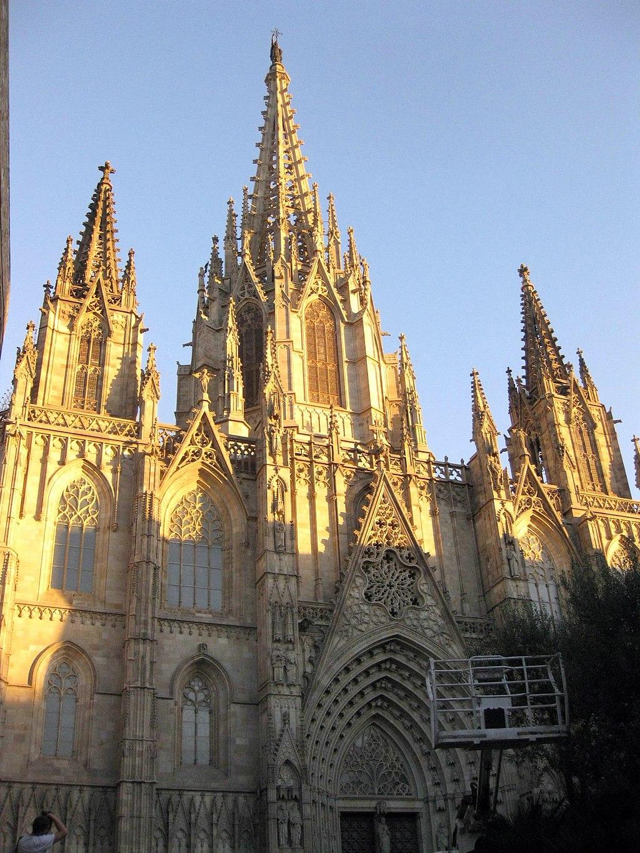 150 Catedral de Barcelona