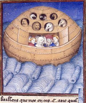 Nuh'un Gemisi, Noah's ark