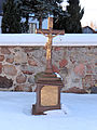 160313 Grave near Saint Stanislaus church in Luszyn - 01.jpg