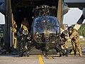 160th SOAR AH-6 offloading from a MC-130H.jpg