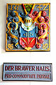 1642 Brauergilde-Wappen, Hannover, Hans Nottelmann der Jüngere, Brauergilde-Haus, Johann Duve, Osterstraße, Gilde-Brauerei.jpg