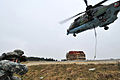 173rd Airborne Brigade Mission Rehearsal Exercise - sling load training with Bulgarian forces (6861992162).jpg
