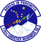 176 Logistics Readiness Sq emblem.png