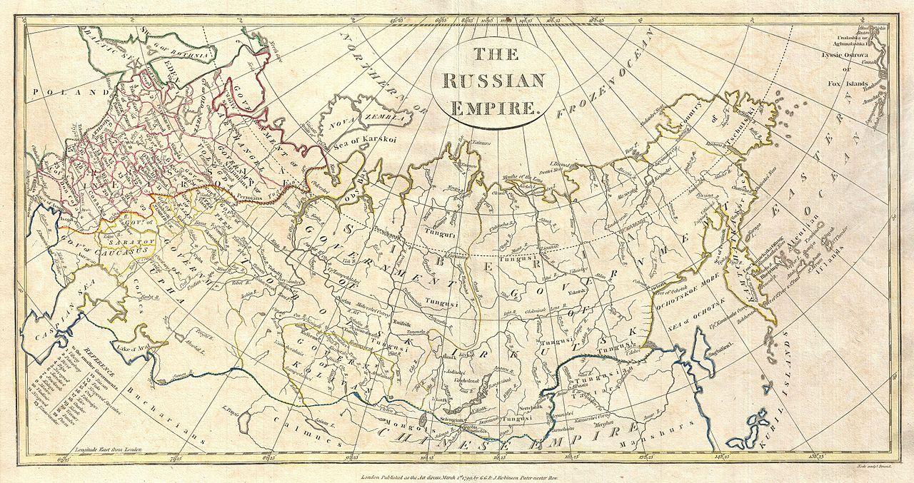 1799 in Russia