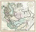 1801 Cary Map of Persia ( Iran, Iraq, Afghanistan ) - Geographicus - Persia-cary-1801.jpg