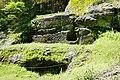 180504 Kamaya-mabu of Iwami Ginzan Silver Mine Oda Shimane pref Japan03o.JPG