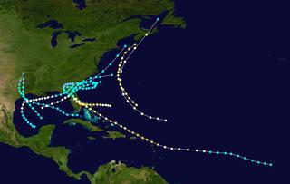 1871 Atlantic hurricane season hurricane season in the Atlantic Ocean