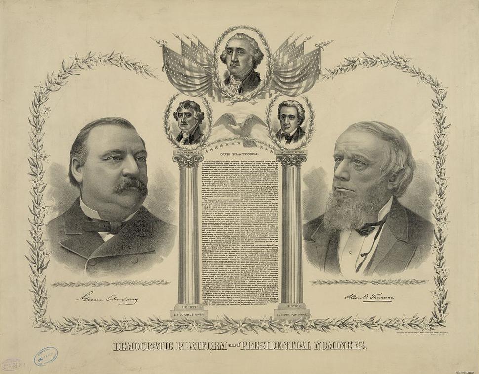 1888DemocraticPoster