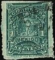 1895 1c Mexico used Yv133.jpg