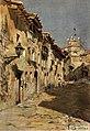 1904, Álbum Salón, Calle de San Pedro en Moyá (Cataluña), Juan Roig Soler (cropped).jpg