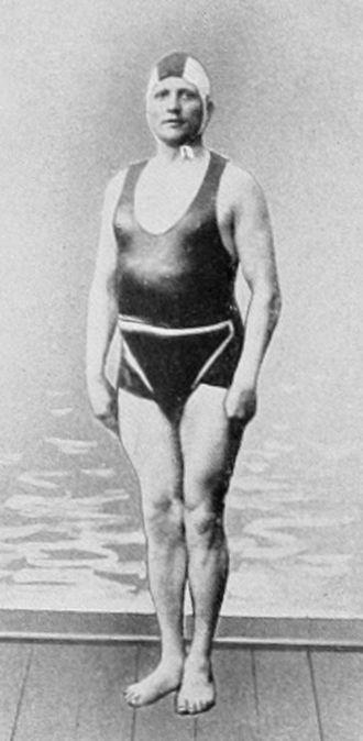 Paul Günther - Paul Günther at the 1912 Olympics