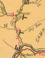 1916 Plunketts Creek Map.png