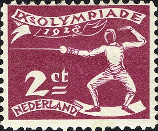 Fencing at the 1928 Summer Olympics