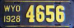 1928 Wyoming license plate.jpg