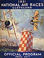 1931 National Air Races official program cover.jpg