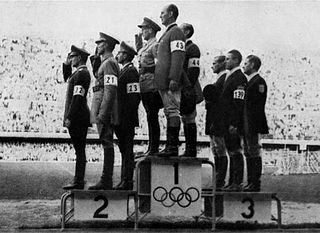 Equestrian at the 1952 Summer Olympics – Team jumping Equestrian at the Olympics