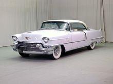 1956 cadillac series 62 coupe de ville