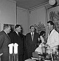 1958 visite du Ministre de l'agriculture au CNRZ-1-cliche Jean Joseph Weber.jpg