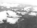 195th Fighter-Interceptor Squadron 4-ship F-86.jpg