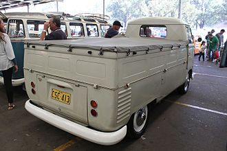 Volkswagen Type 2 - Volkswagen T1 Single-cab utility pickup