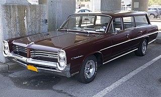 Pontiac Safari Motor vehicle