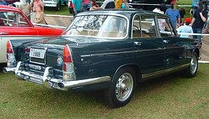 Fábrica Nacional de Motores - 1968 FNM JK 2000